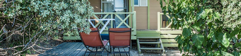 chalet bories gd confort vue extérieure
