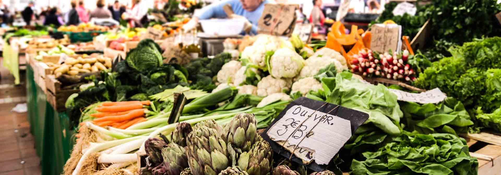 top 10 des marchés dans le Luberon